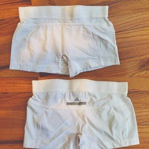 Stella McCartney - Adidas  White Bike Short